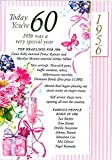 SIMON ELVIN 2016 SPECIAL YEAR YOU WERE BORN FEMALE BIRTHDAY CARDS - 1956 60th