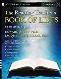 The Reading Teacher's Book of Lists (J–B Ed: Book of Lists)