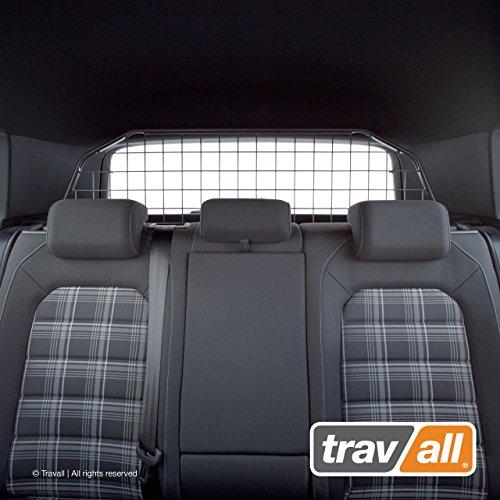 Travall® Guard Hundegitter TDG1409 – Maßgeschneidertes Trenngitter in Original Qualität - 4