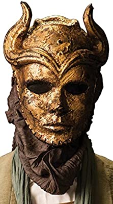 Adults Deluxe Sons Of The Harpy Game Of Thrones Valyrian Assassin Halloween Horror Cosplay Convention Overhead Professional Quality Theatre Fancy Dress Costume Outfit Mask
