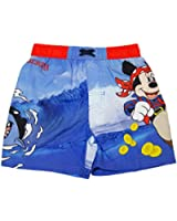 Mickey Mouse Official Boys Swim Shorts Age 3,4,6,8 Years