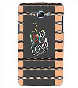 PrintDhaba Quote D-4933 Back Case Cover for SAMSUNG GALAXY J5 (Multi-Coloured)