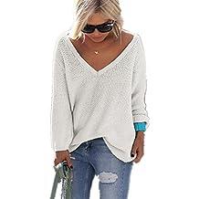 Suchergebnis auf Amazon.de für: weisse pullover damen