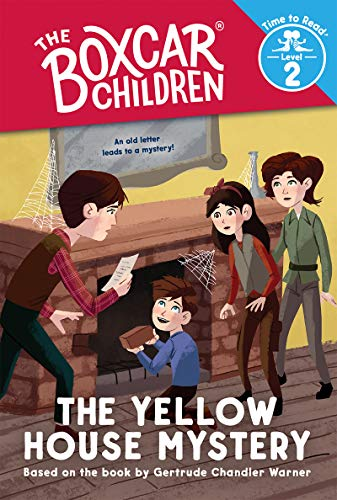 The Yellow House Mystery (The Boxcar Children: Time to Read, Level 2) (English Edition)