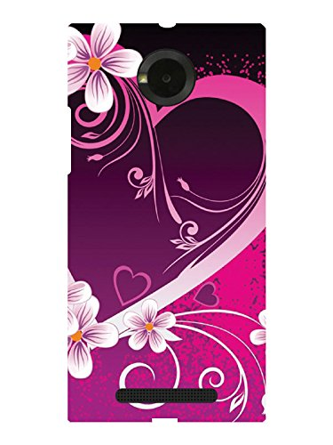 TREECASE Designer Printed Soft Silicone Back Case Cover For Yu Yunique YU4711