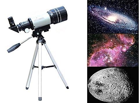 G-Anica® Télescope de Bureau Astronomique, 150 X Télescope de Bureau