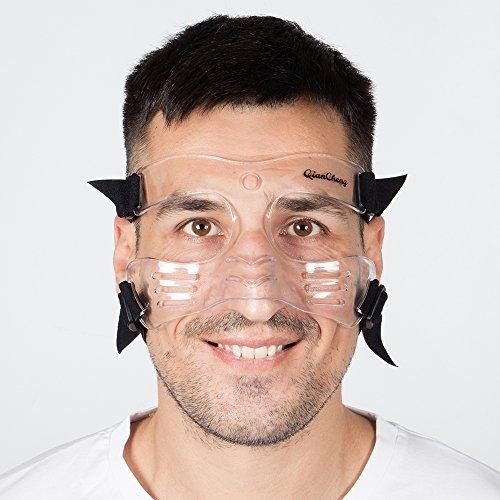 Qian Cheng Protector Nariz | Máscara Facial Máscara