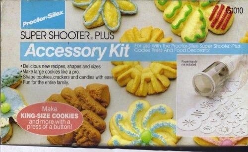 Proctor-silex Super Shooter Plus Accessory Kit G1010 by Proctor Silex