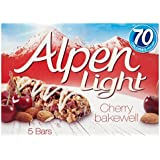 Alpen Light Bars Cherry Bakewell 5 x 23g