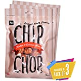 Chip Chops (Chicken & Calcium Bone, Pack of 3)