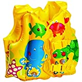 KIDSGENIE Swimming Jacket for Kids (Jacket) (Color Assorted)