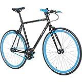 700C 28 Zoll Fixie Singlespeed Bike Galano Blade 5 Farben