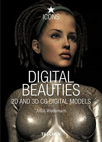 Digital Beauties (Allemand, anglais, français) par J. Wiedemann