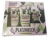Balea Men *Platzhirsch* Geschenkset 3-tlg. mit Duschgel + After Shave + Handcreme (Vegan)