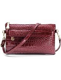Generic Coffee, 21cm : New Brand Lady' S Bag Clutch Handbag Women Messenger Bags Casual Women Shoulder Purse 6...
