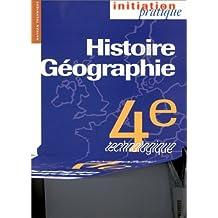 Histoire-Géographie 4e technologique by Joint (1995-03-20)