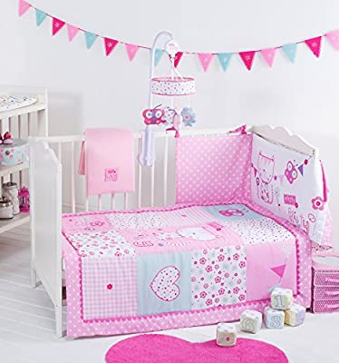 Red Kite Cosi Cot, Pretty Kitty - low-cost UK light shop.