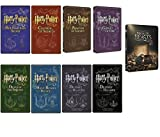 Fantastic Beasts and Where to Find Them 3d + 2d Steelbook + HARRY POTTER 2016 UK Complete Collection x9 steelbooks Exclusive Edition Bluray Steelbook Region free