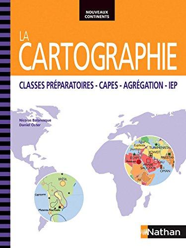 La Cartographie par Daniel Oster