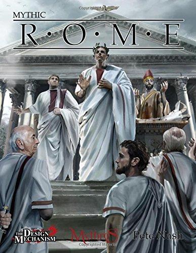 Mythic Rome por Pete Nash