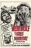 Werewolf in a Girls Dormitory Plakat Movie Poster (11 x 17 Inches - 28cm x 44cm) (1963)