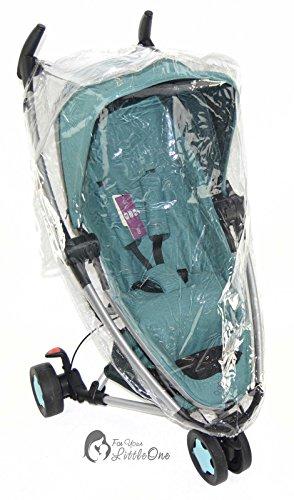 Protector de lluvia Compatible con Quinny Zapp Zapp Xtra Buggy (142)