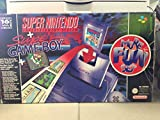 Super Nintendo + Super Game boy + Super Mario World + OVP --More Fun Set-- PAL