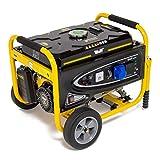 Best Generators - Petrol Generator 3200w with Wheel Kit 4kva 7HP Review