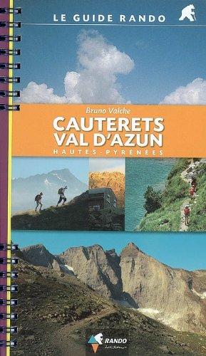 Cauterets/Val D'Azun: RANDO.GU027.