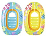 Bestway Sea Set Children's Raft 112x71 cm, Kinderboot, sortiert