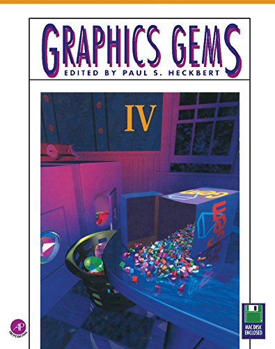 Graphics Gems (The Graphics Gems Series Book 4) (English Edition) (Computer Graphics Gem)