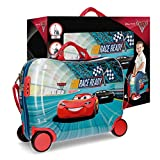 Disney Race Bagage enfant, 50 cm, 34 liters, Multicolore (Multicolor)