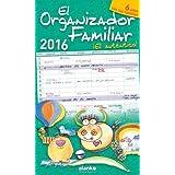 Organizador Familiar 2016 Agenda Familiar de pared Calendario Familiar 2016