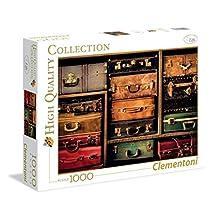 Clementoni - 39423 - High Quality Collection Puzzle - Voyage - 1000 Pièces
