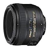 Nikon Objectif AF-S Nikkor 50 mm f/1.4G