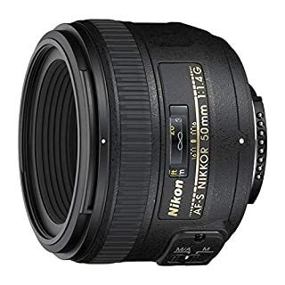 Nikon AF-S 50mm F1.4 G - Objetivo para Nikon (distancia focal fija 50mm, apertura f/1.4) color negro (B001GCVA0U) | Amazon price tracker / tracking, Amazon price history charts, Amazon price watches, Amazon price drop alerts