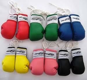 Pro Impact Mini Boxing Gloves (1 Pair Blue)