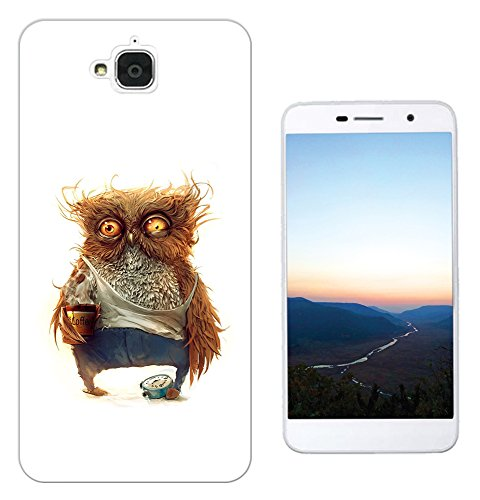 002853-morning-owl-sleepy-coffee-alarm-clock-design-huawei-honor-holly-2-plus-fashion-trend-protecte