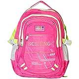 Good Win Stylish Laptop Backpack-0998232-Pink