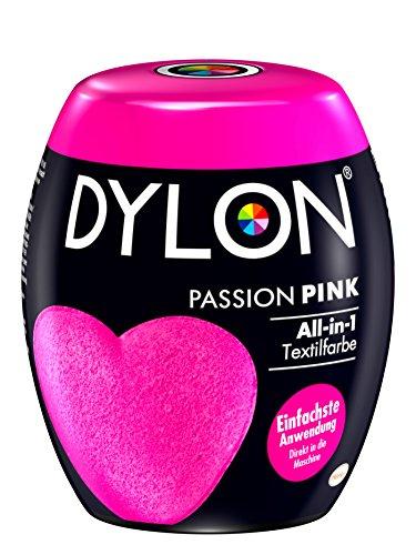 DYLON Passion Pink -Dyepod, 1er Pack (1 x 350 g) -