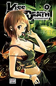 Kiss X Death Edition simple Tome 3