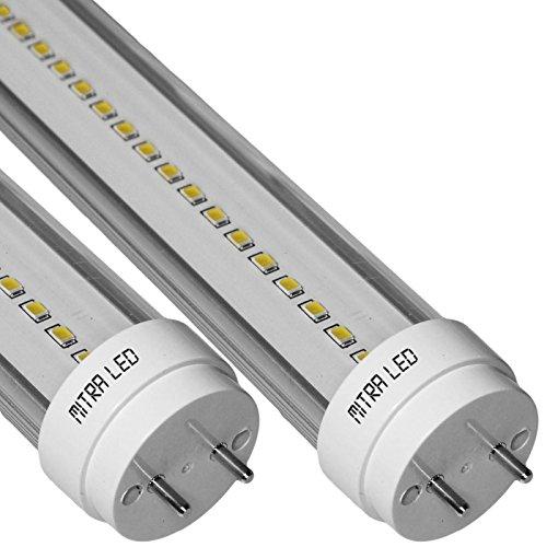 Confezione da 2LED tubo 38Watt 1500mm tubo