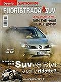 Dossier Fuoristrada & Suv Quattroruote 32 del Ottobre 2008