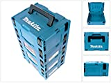 Makita Makpac 2 Transportbox Systemkoffer 4er Set