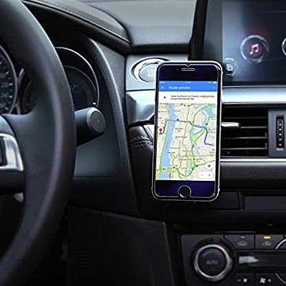 AUKEY-Handyhalterung-Auto-Lftung-KFZ-Magnet-Universal-fr-iPhone-76s65s5-Samsung-Note-8Galaxy-S6-und-jedes-Andere-Smartphone-Oder-GPS