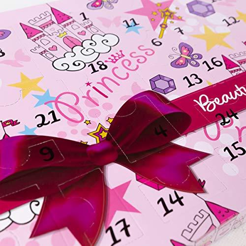 Calendario De Adviento Maquillaje.Accentra Beauty Calendario De Adviento Chica Maquillaje Joyas