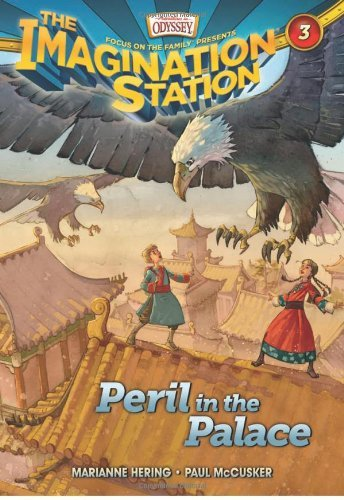 Peril in the Palace (AIO Imagination Station Books) by Hering, Marianne, McCusker, Paul (4/14/2011)