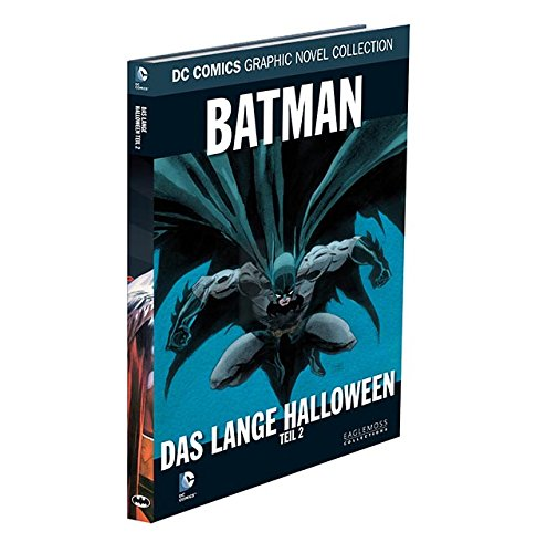 DC Graphic Novel Collection #20: Batman - Das lange Halloween, Teil 2 (2015, Eaglemoss) (Batman, Lange Halloween-joker)