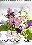 Wunderschöne Sträuße (Wandkalender 2019 DIN A2 hoch): 12 Blumensträuße, die Freude machen (Monatskalender, 14 Seiten ) (CALVENDO Natur)