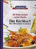 bofrost Das Kochbuch Über 200 köstliche Rezeptideen Die besten Rezepte unserer Kunden